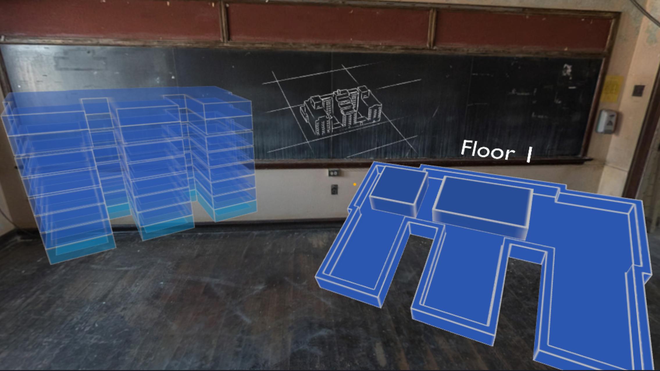 Building Tour VR
