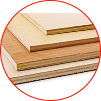 Types of plywood used at Dalton CNC.