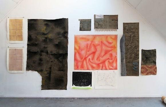 Bente Sætrang | Åpent atelier på Frysja søndag 28. april  @bentesaetrang @osloopen  #osloopen #osloopen2019 #frysjakunstnersenter #bentesætrang