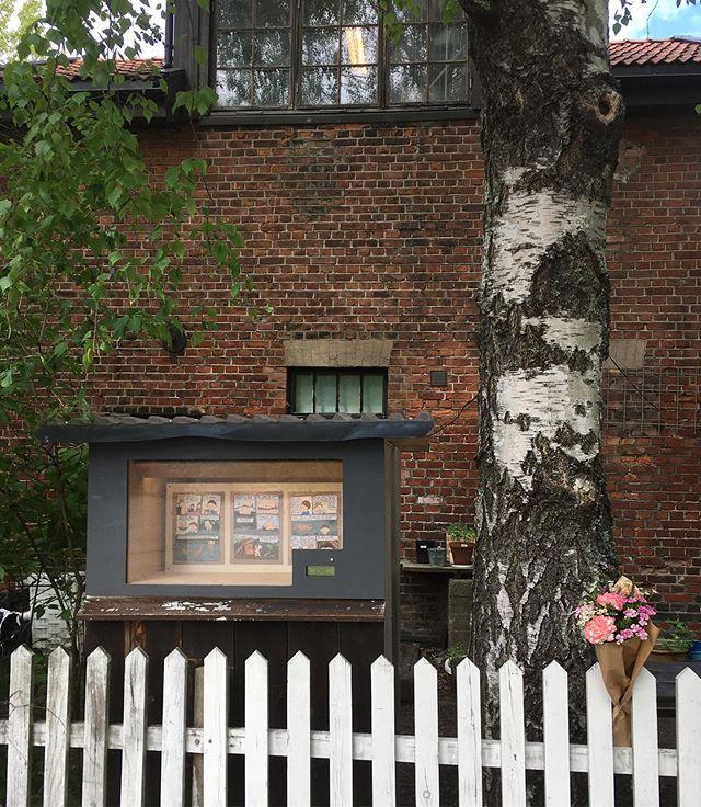 Ny utstilling i Galleri Frychini: Silje Rønneberg Hogstad viser 'Beveren'. @siljehogstad ✨💥 #siljerønneberghogstad #beveren #gallerifrychini #frysjakunstnersenter