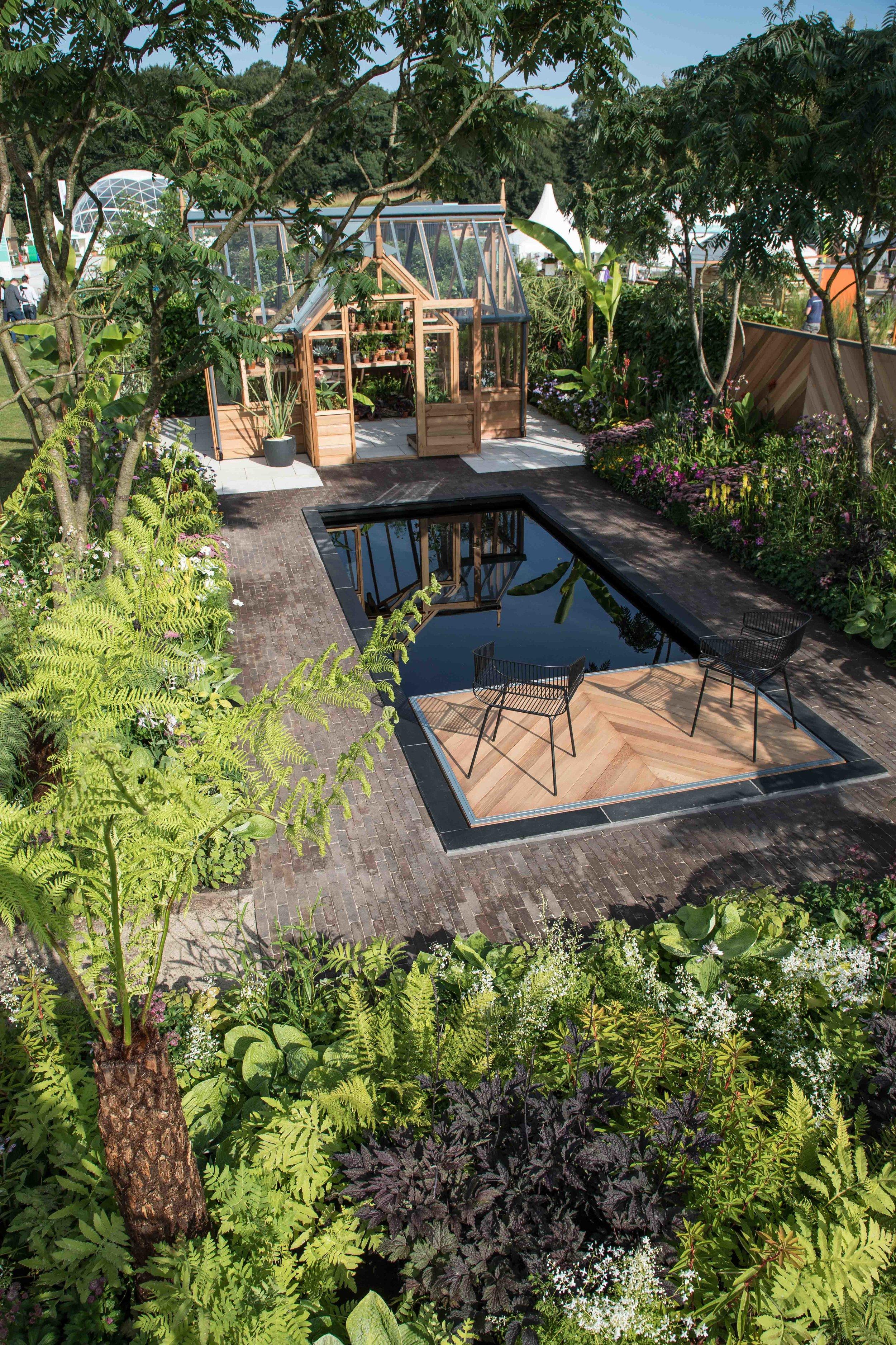 Gabriel Ash Greenhouse Garden
