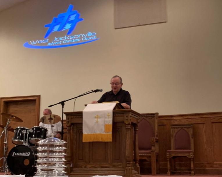 Rev. Frank Hall