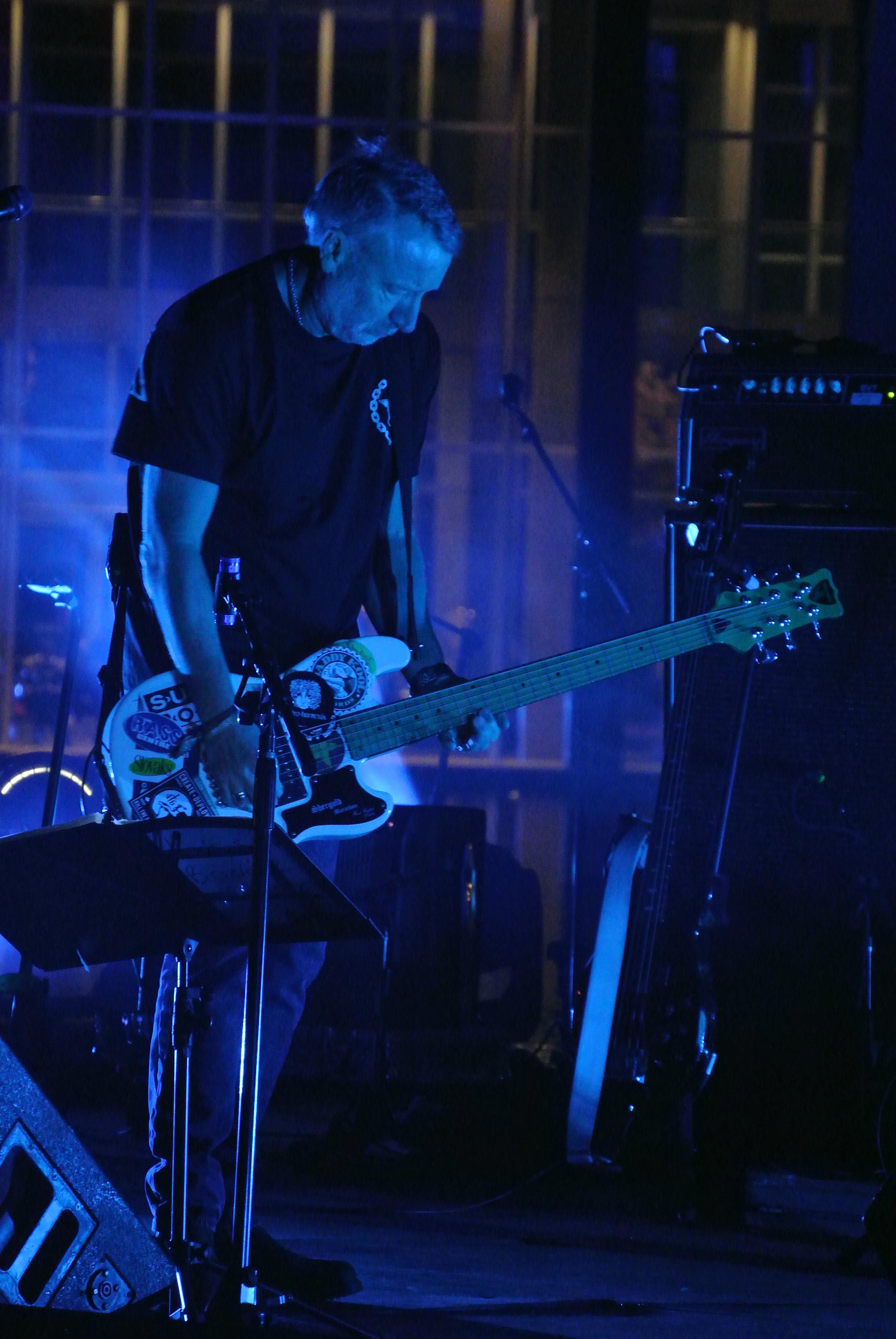 Peter Hook & The Light lit up The Modern stage - Photo Credit: Prewitt Scott-Jackson