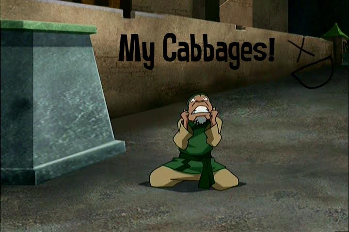 Cabbage Man irl