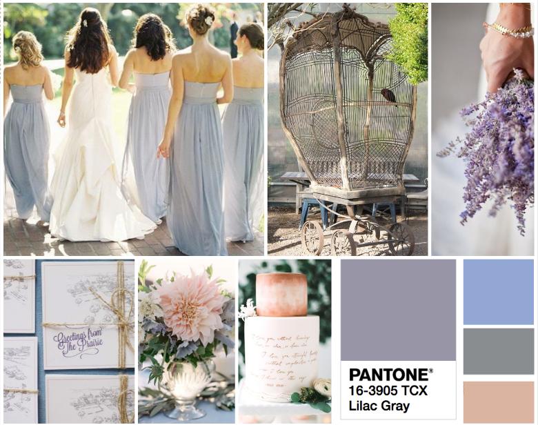 Savvy Event Studio Color Pantone Inspiration