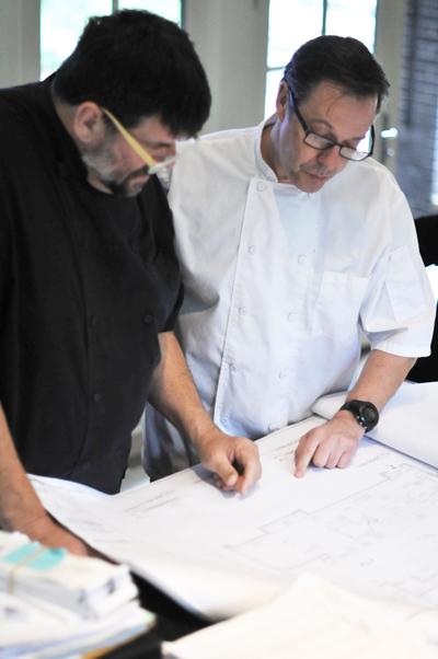 Peter Kaiser and Kevin Rathbun