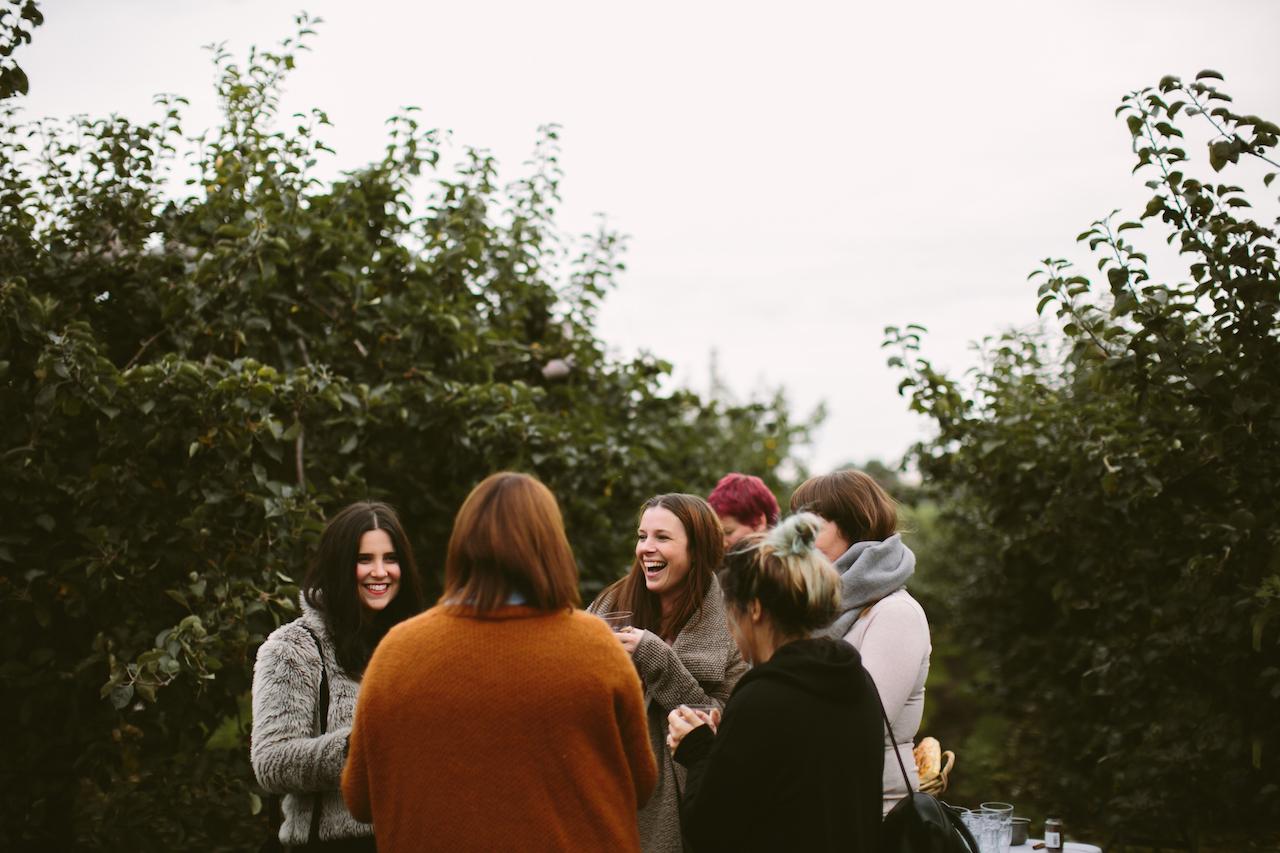 Assembly Autumn Gathering Northern Ireland MelWiggins.com