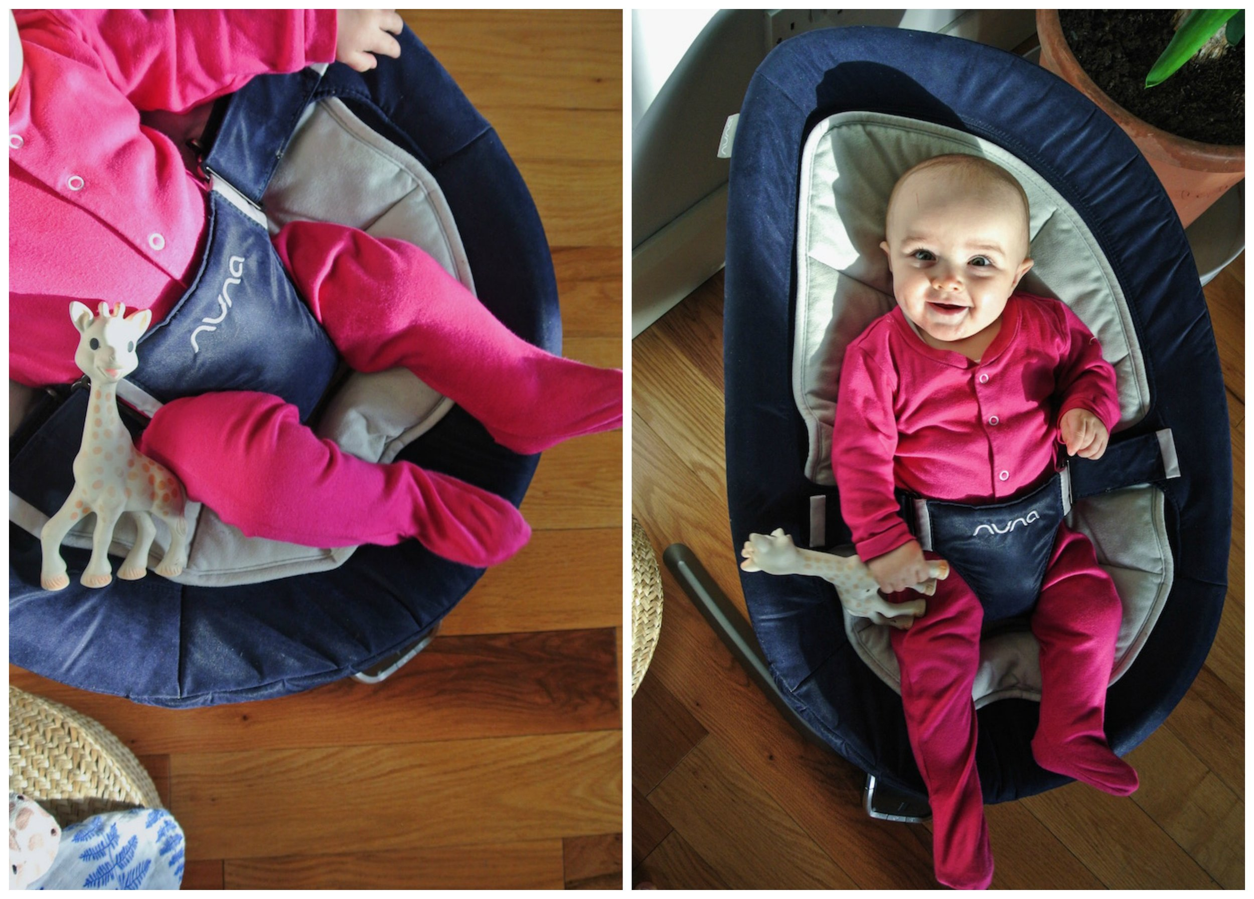 Nuna Leaf - End of maternity leave. MelWiggins.com