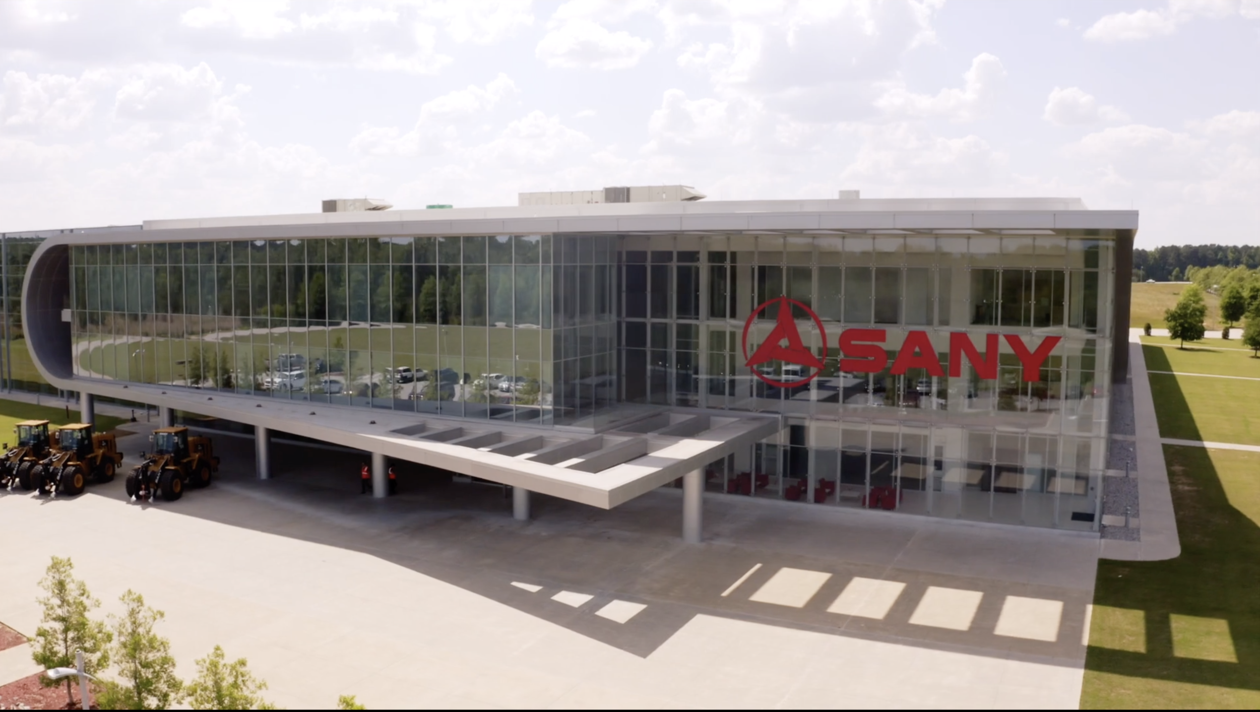 Industrial Giant, SANY, Uses Events to Create Branded Content -