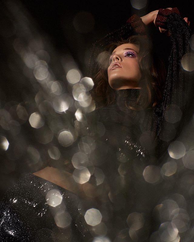 Glitter for your Thursday ✨ Photographer @leahperryphotography  Published in @gladysmagazine  Model @saralynnslagle @ursulawiedmannmodels  HMUA @makeupbysaj  Stylist @caroljensky
