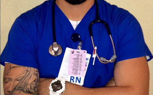 Nurse Mendoza (Edgor), ICU