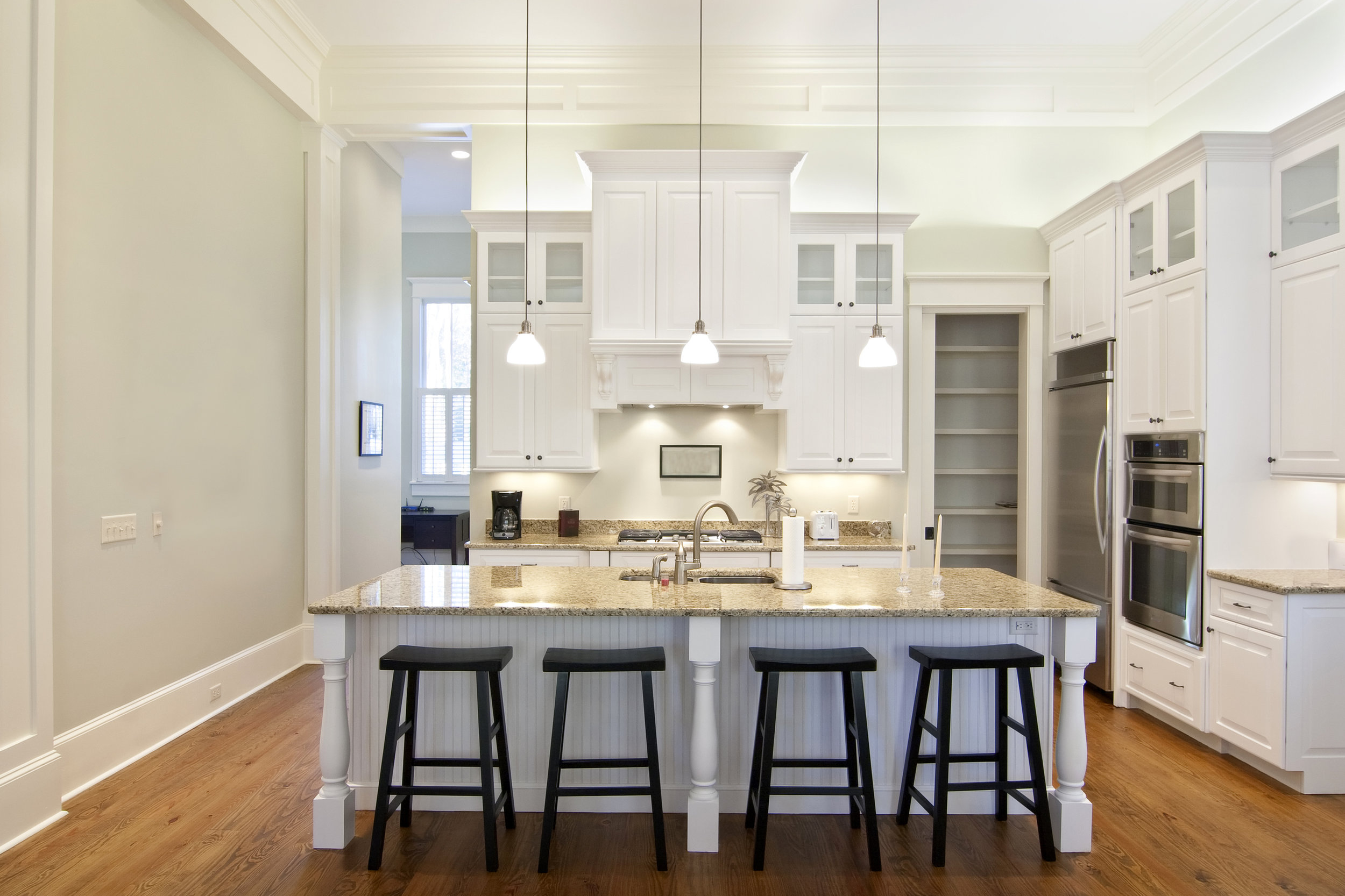 Kitchen Spaces -