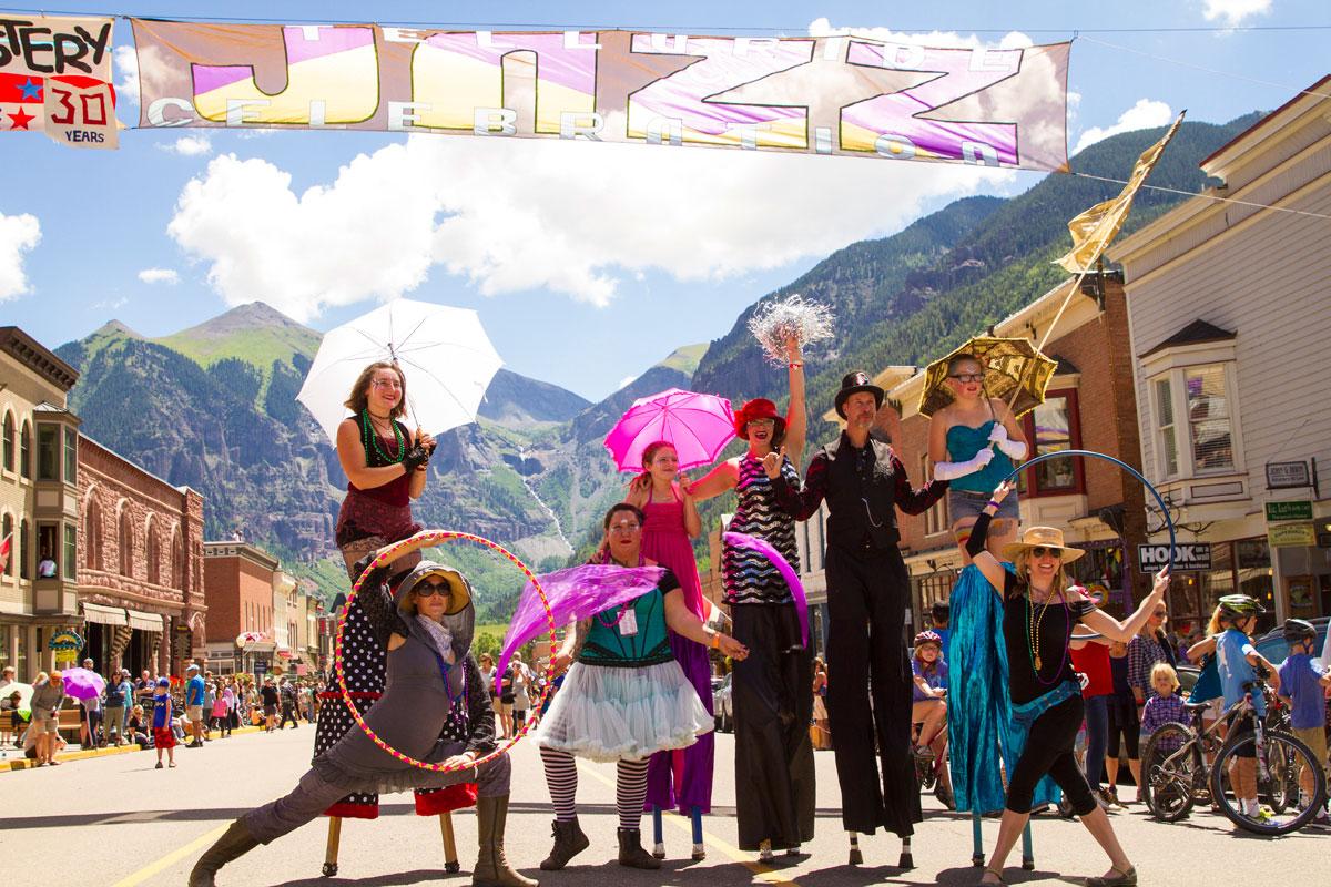 Telluride Jazz Parade