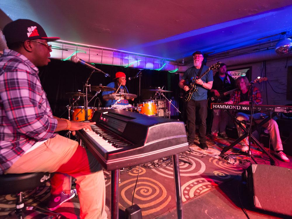 Jazz After Dark | Telluride Jazz Festival