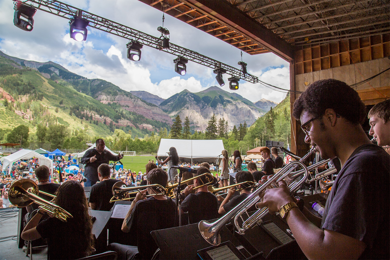 Telluride Jazz Adventure Academy
