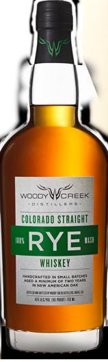 Woody Creek Distillers | Rye Whiskey