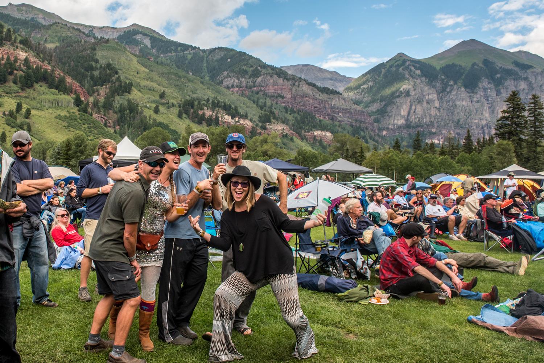 Fans   Telluride Jazz Festival