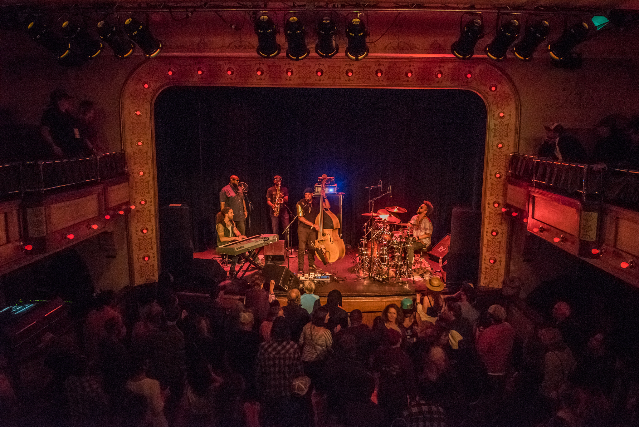 Kick off your festival with a private opening concert in the historic Sheridan Opera House.