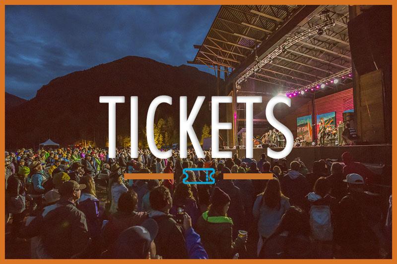 Telluride Jazz Festival | Tickets