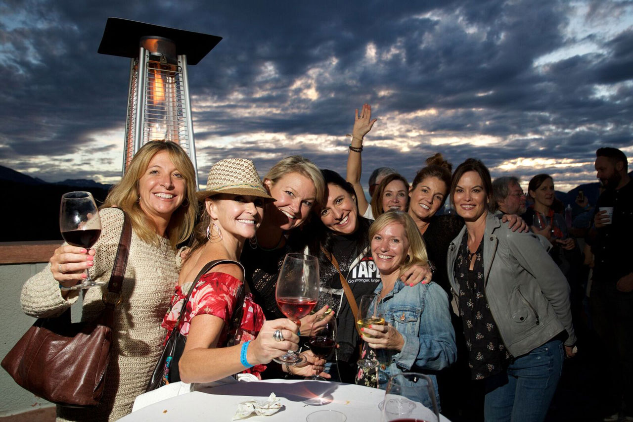 Patrons can enjoy a luxurious opening reception to kick off the festival at the Taste of Telluride and Top Chef event at the Peaks Resort.