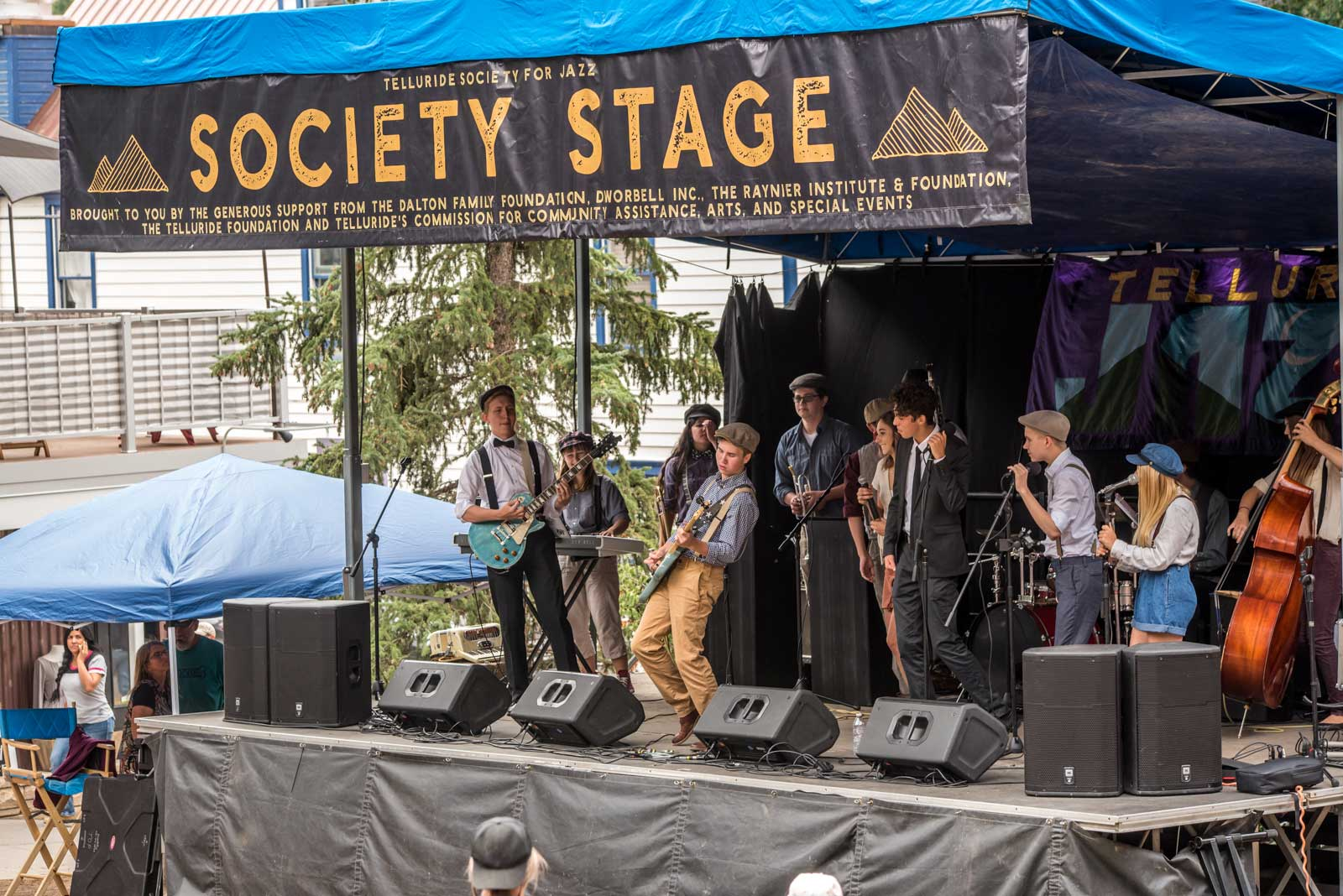 Telluride Jazz Festival | Interactive Artist Performances