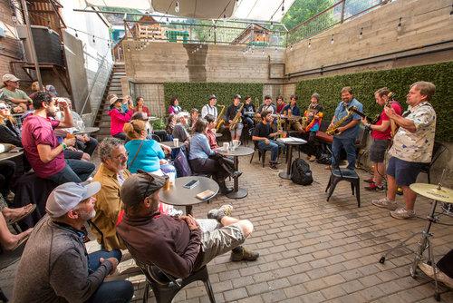 Telluride Jazz Festival | Morning Jam