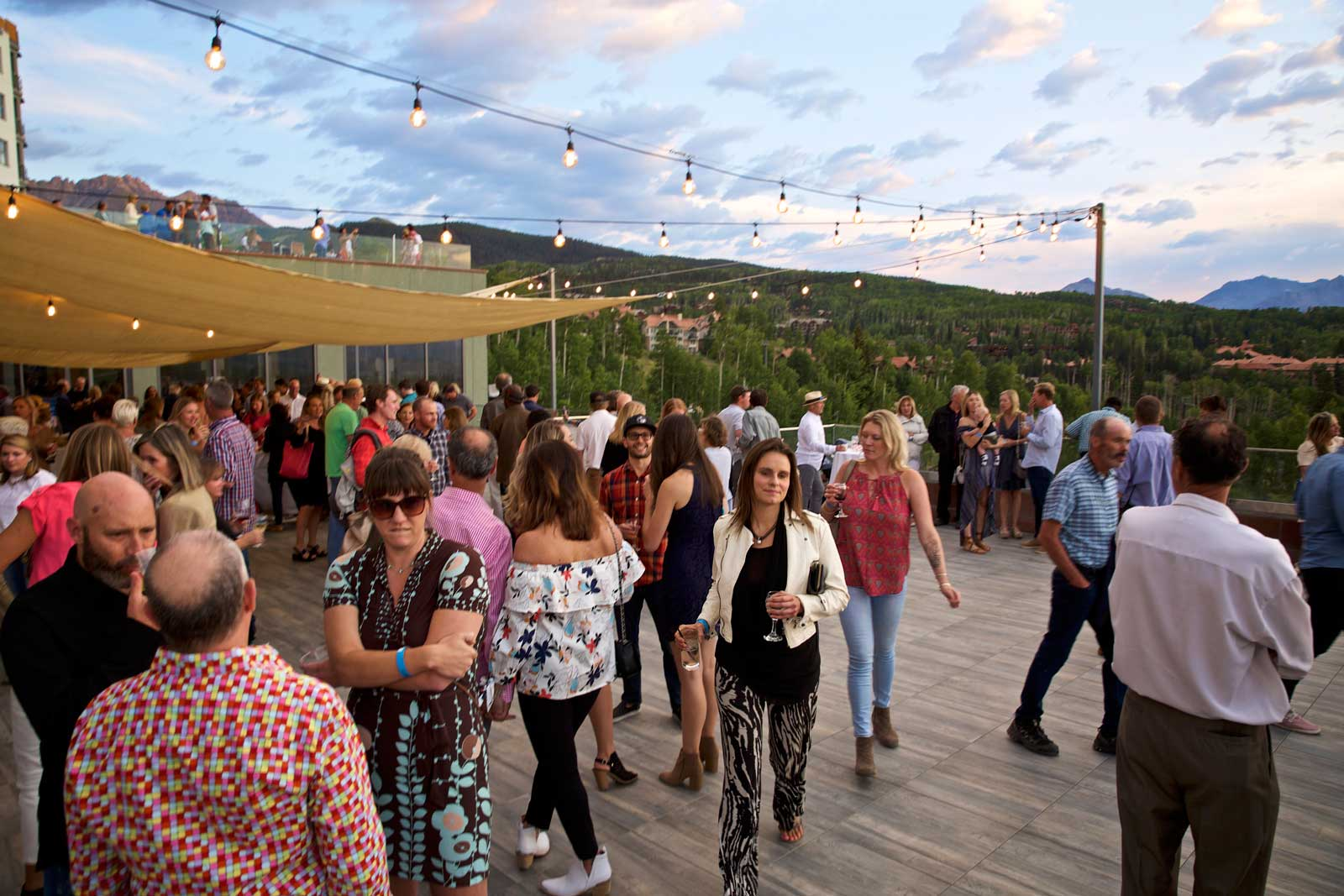 Telluride Jazz Festival | Taste Of Telluride Opening Reception