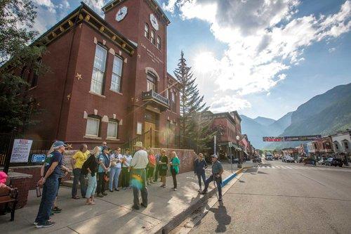 Telluride Jazz Festival | Historical Walking Tour