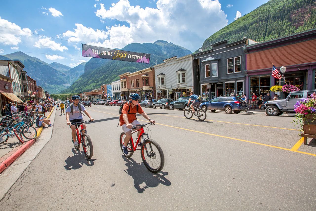 Telluride Jazz Festival | Weather