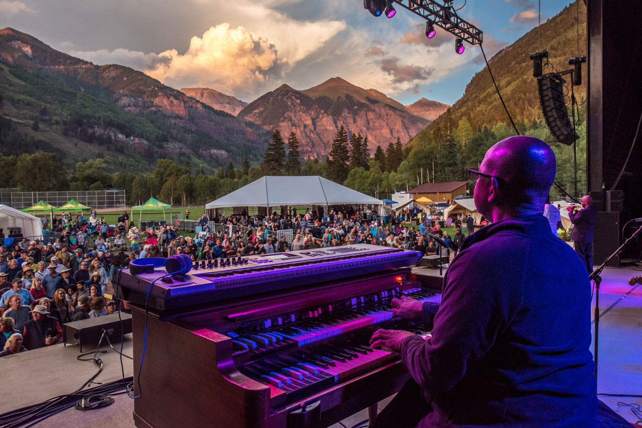 Telluride Jazz Festival | Box Office