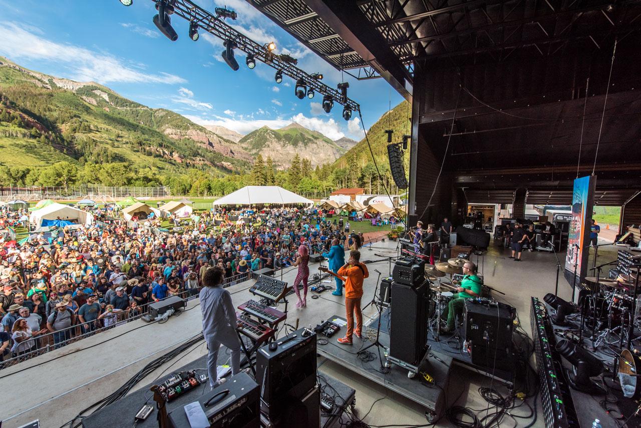 Turkuaz | Telluride Jazz Festival