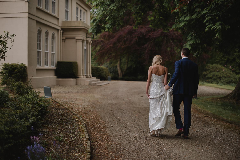 Stuart & Kerry - Spring Wedding | Tullyveery House