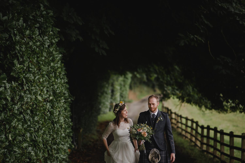 Graeme & Naomi - Summer Wedding | Rossahilly House