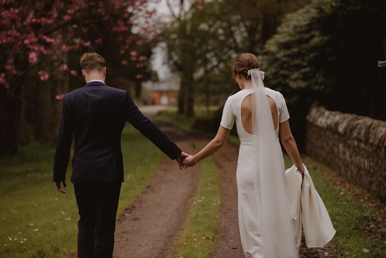 Björn & Anna - Spring wedding | Larchfield Estate