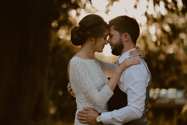Kyle & Laura - Summer wedding | Larchfield Estate