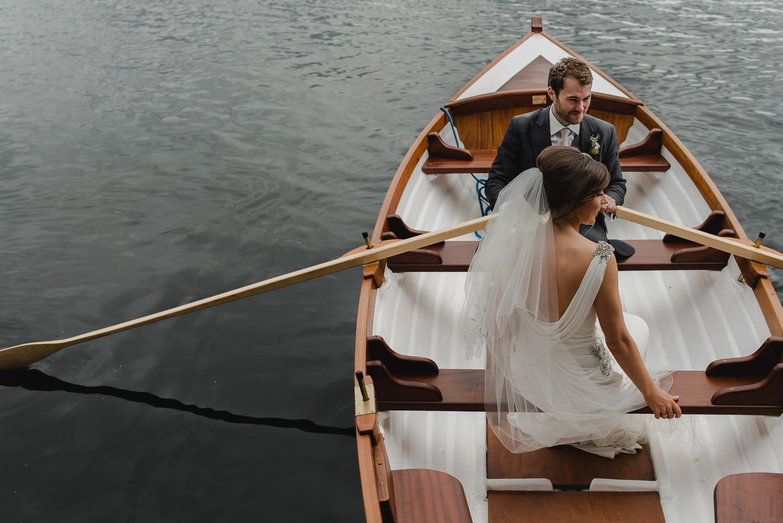 Graham & Kate - Summer wedding | Virginia Park Lodge
