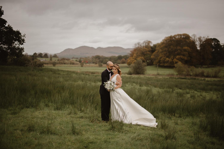 Stan & Lauren - Autumn wedding | Markree Castle