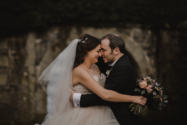 Peter & Janet - Spring Wedding | Ballygally Castle Hotel