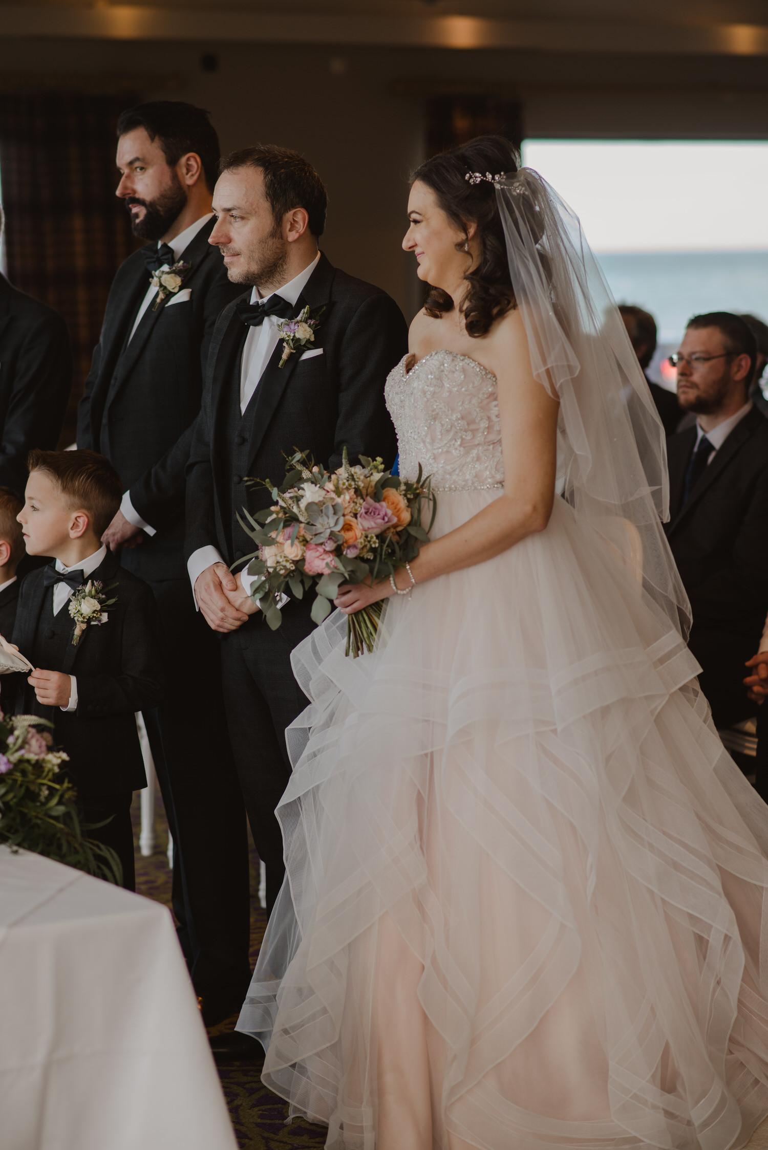 Ballygally-castle-hotel-wedding-photography | P&J-101.jpg