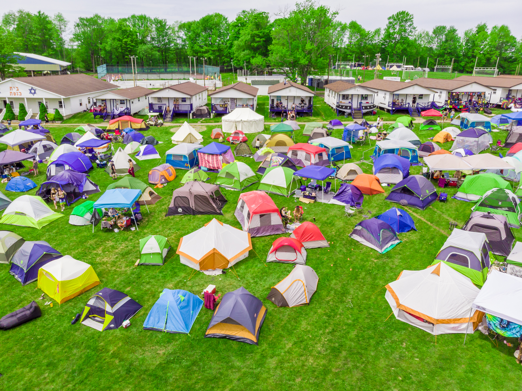 Elements Lakewood Camping Festival, MDW 2019