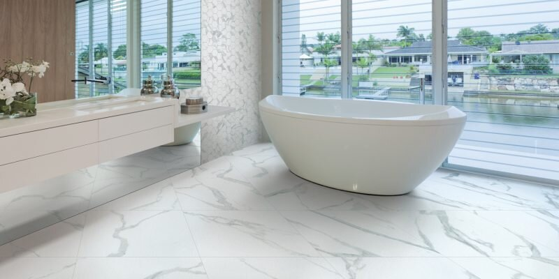 Why would we sell at 50% off? - Someone made a BIG mistake .One of our suppliers ordered 3 times what they really need. Now they must clear out the equivalent of 30 tractor trailer loads of tile before the end of this year. To accomplish this monumental task, they cut the cost of the tile in half . . .
