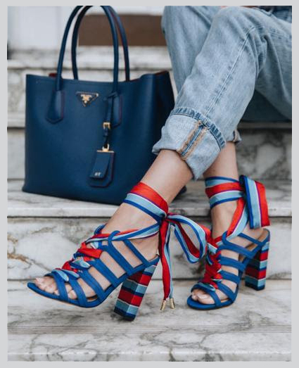 Look at these shoes! Only $60!!!! Great statement shoe for springtime, especially with some faded jeans.