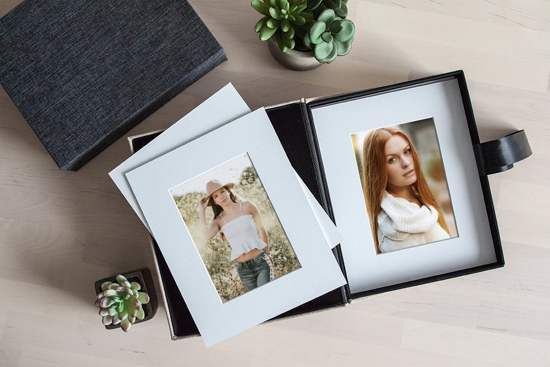 THE FOLIO - Starting at $1400Our heirloom Folio are the perfect way to preserve your images and enjoy them for generations. Choose from a variety of sizes and cover materials to create the perfect keepsake for your family.