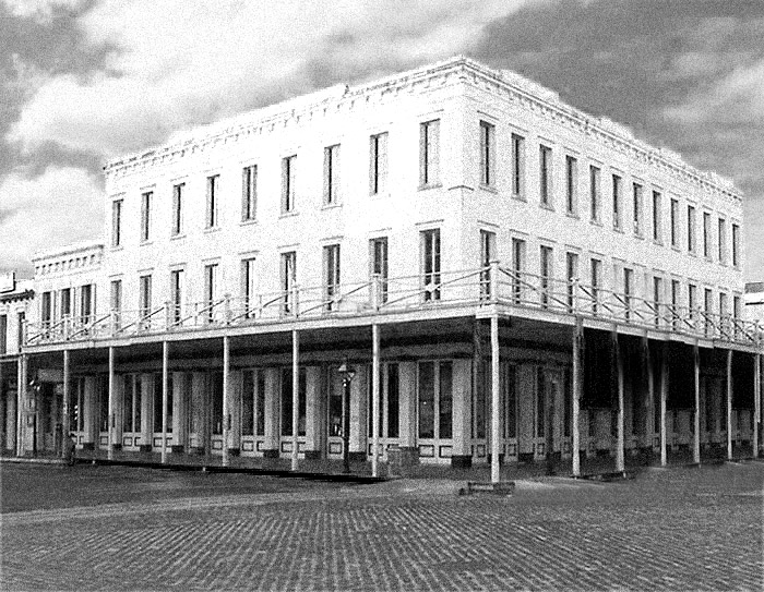 What Cheer House, California Historical Landmark #597