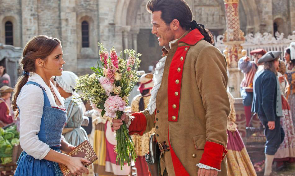 Gaston_Belle_Flowers