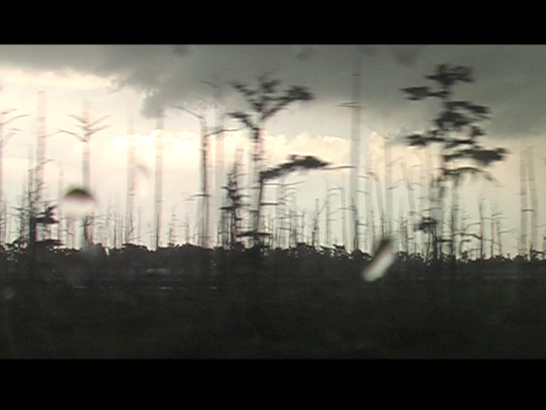 Train Ride, 2012, film still, MiniDV