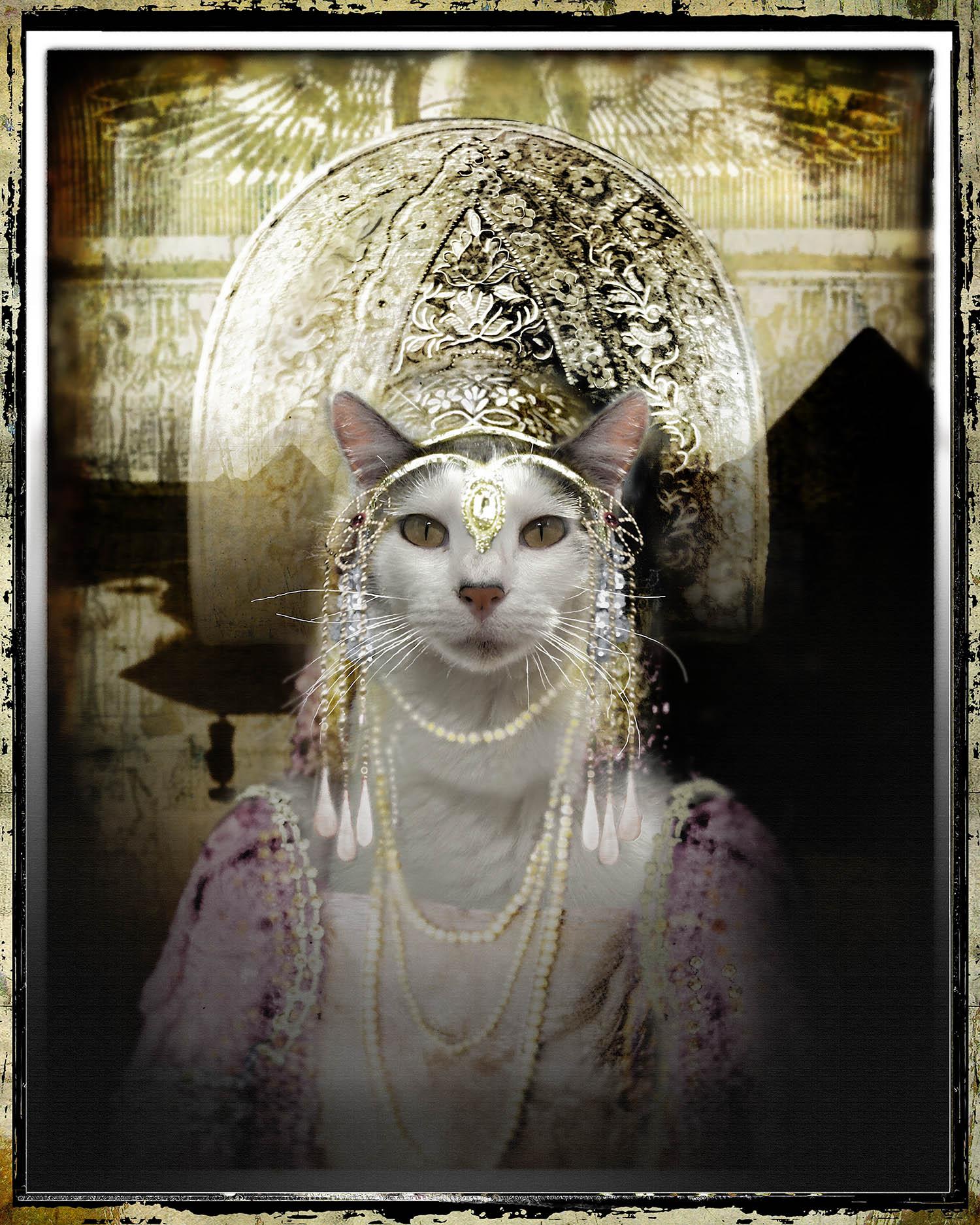 The Goddess Bast - version 2