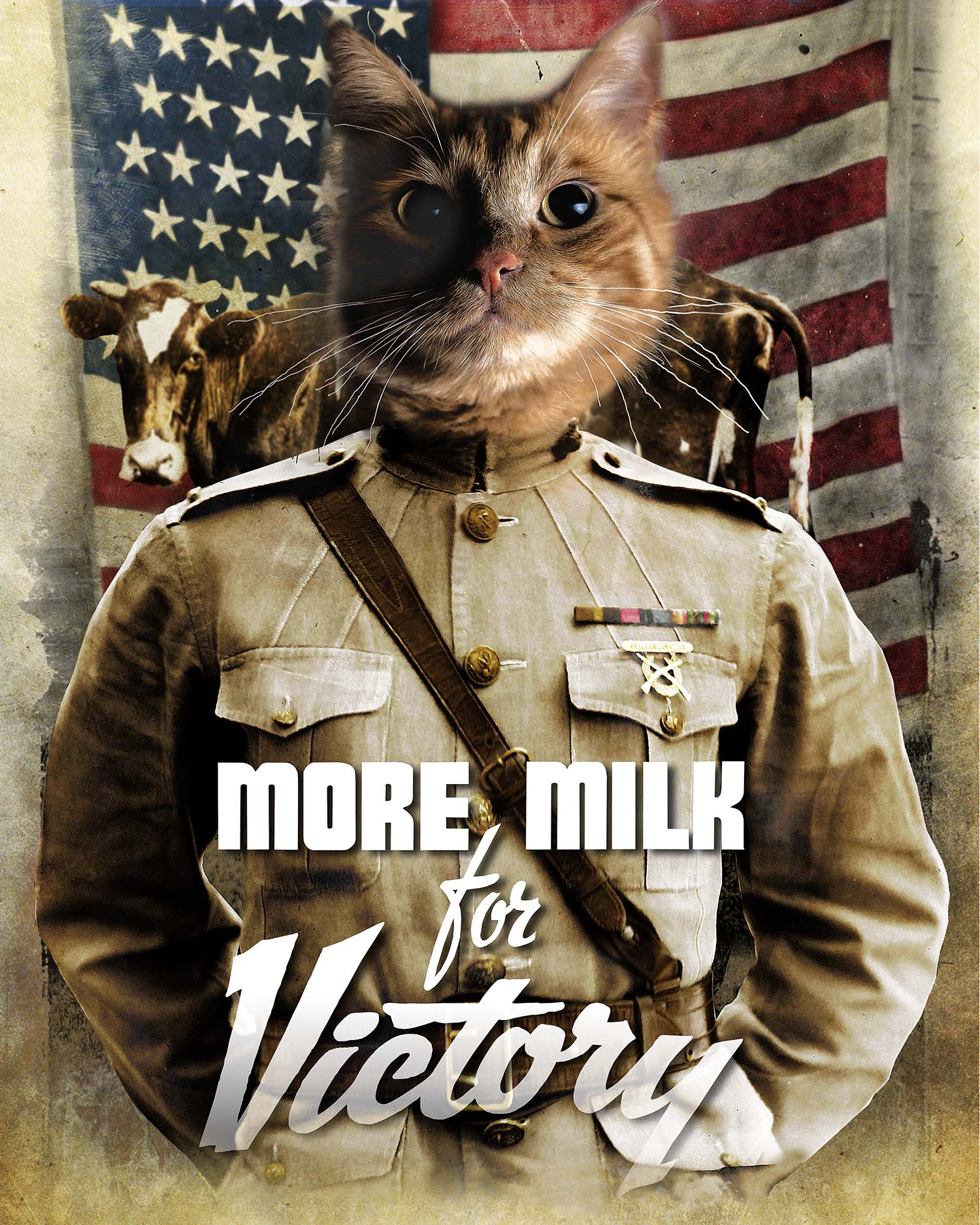 More Milk for Victory