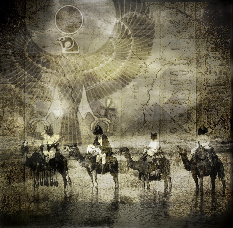 The Nubian Caravan