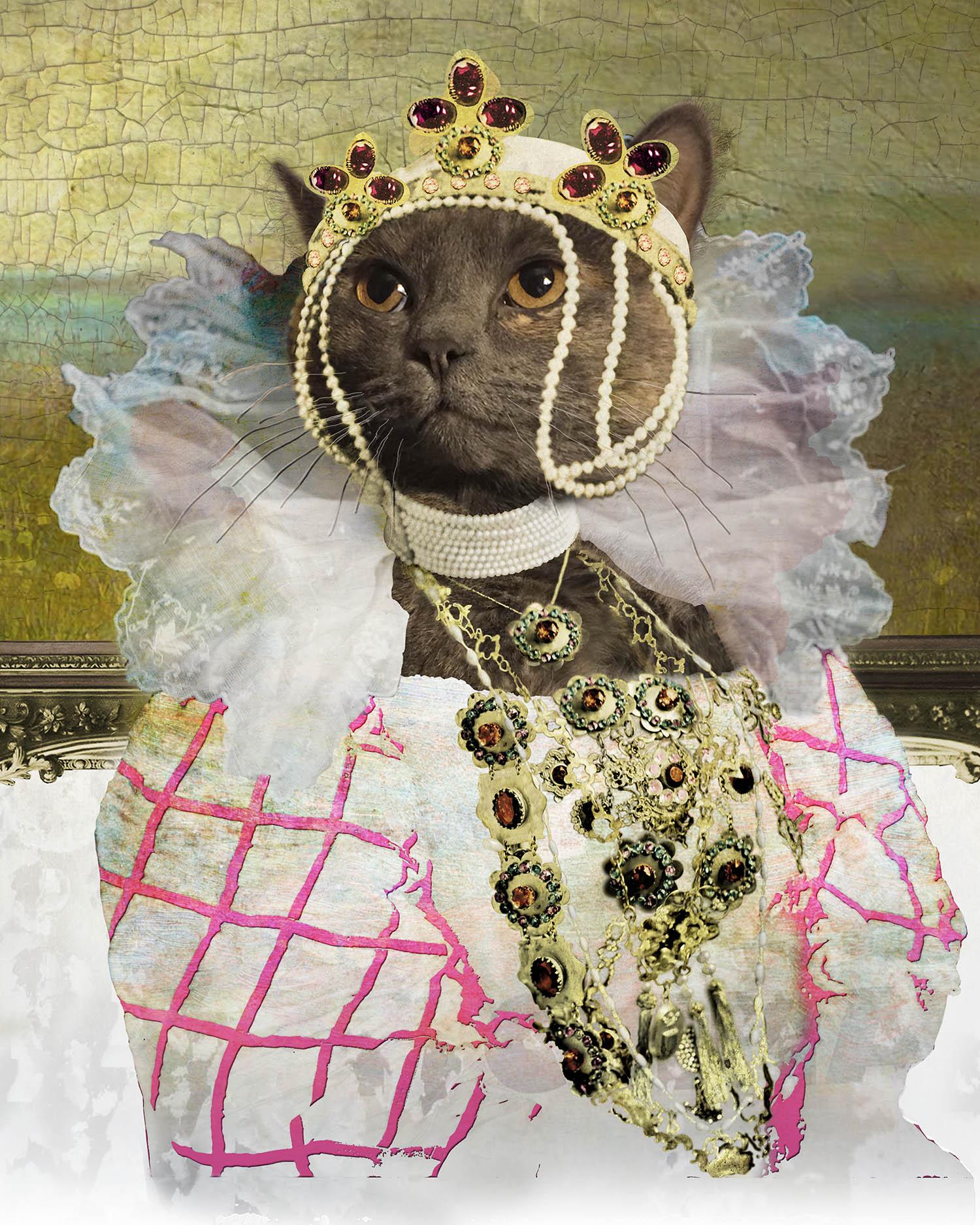 When Nibbles was Queen